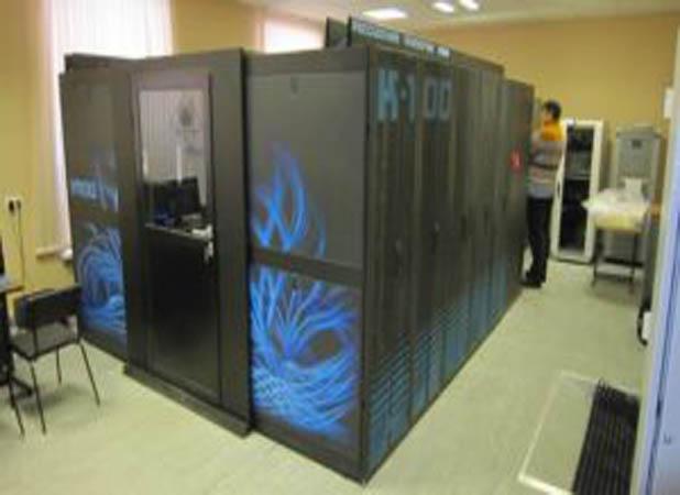 Суперкомпьютер 100 TераФлопс ИПМ РАН