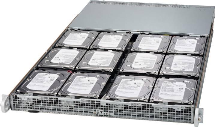 Системы хранения данных предназначены для хранения сверхбольших объемов информации